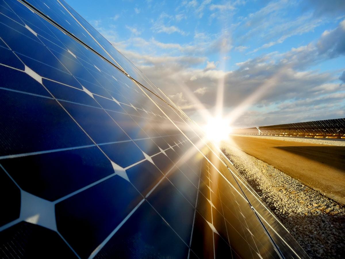 pannelli solari, reazione al calore a Cagliari