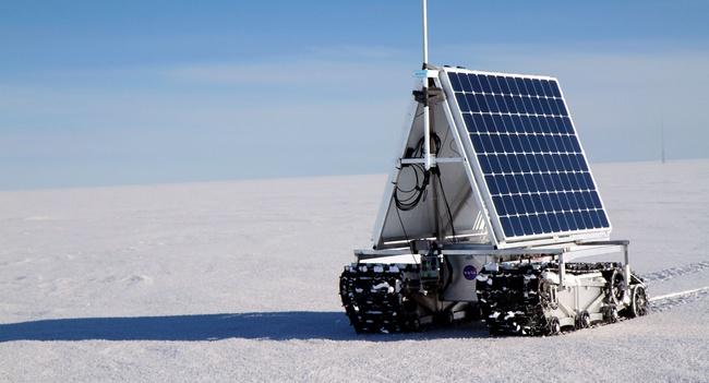 Pannelli SunPower utilizzati dalla Nasa